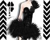 Drk Swan Gown
