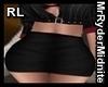 Mafia Couple Skirt RL