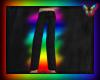 *K Black Bootcut Jeans