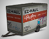 EZ-HAUL Trailer ~Tagged~
