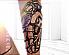 Grenade Heart Tattoo
