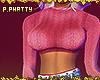 ღ Crop Sweater Bimbo P