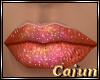 Rose Glitter Lips Zell