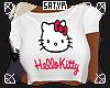 Hello Kitty Crop Top