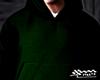 Green Baggy Hoodie