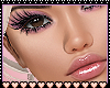 Zell Pinks with Lashes
