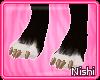 [Nish] Mocha Paws M