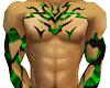 ~DD~ Green+Black Dragon