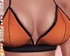 Kayla Top Bra Orange