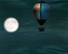 Hot  Air House Balloon