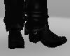 Black Bowboy Boots