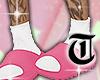 pink yeezyse