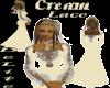 Cream Lace DeLite