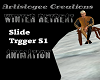 Snow Slide Animation
