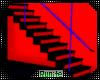 |R| Dark Stairway Red