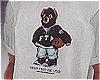 FTP x Bear Tshirt