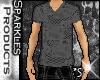 *S Volcom Gray Shirt