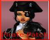 Black Pirate patch