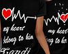 His Love --->