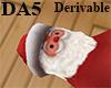 (A) Santa Bean Bag