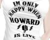 Howard Stern Live tee