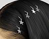 Star Hair rings