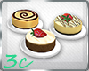[3c] Cheesecakes
