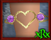 Heart Bracelet June
