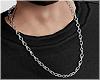♛ Silver Chain.