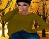 (VF) Olive Sweater