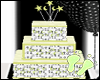 His Baby Shower Cake