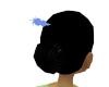 Powdr Blue Metal Hairpin