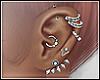 T! Vampiress Earrings