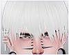 髪 KPop White