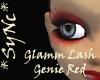 *Sync Glamm Lash Geni Rd