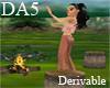 (A) Fire Dance