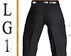 LG1 Black Trousers
