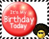 ~Its My Birthday Red