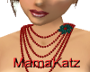MK Christmas Beads