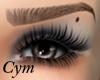 Cym Vintage Dark Brown