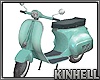 Derivable Scooter