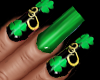 *I* St,Patricks nails