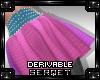 D| Spike Skirt