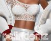 [P] Babs white cardigan