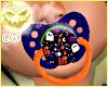 >Kid Halloween Pacifier