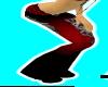 [H&K]Dragon Pants - Red