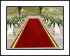 Tapete Wedding Gold/Red