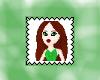 Doll in green
