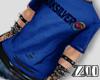 [zuv]Quiksilver blue
