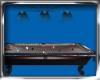 BLUE POOL TABLE